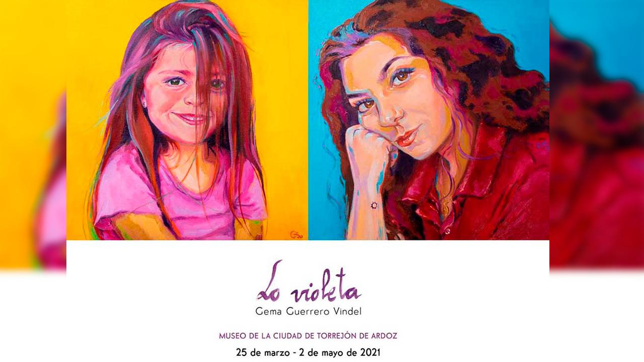 'Lo violeta' estará disponible en el Museo de la Ciudad