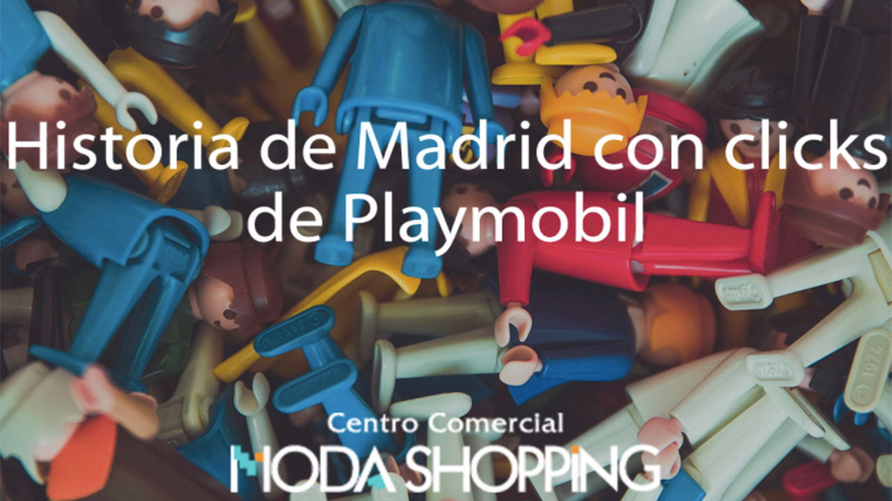 Llega la exposición 'Historia de Madrid con clicks'