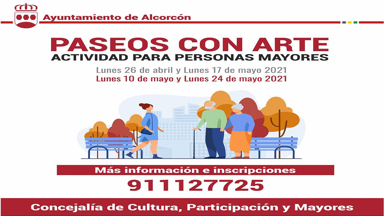 Alcorcón presenta los 'Paseos con Arte'