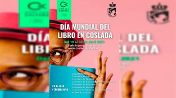 Coslada presenta un programa muy especial para el Día del Libro