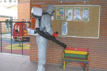 El Ayuntamiento lleva a cabo una operación especial anti-COVID