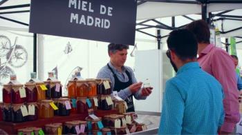 La feria de productos artesanales madrileños se ubicará en la Plaza de Cervantes