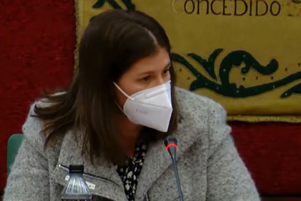 """La alcaldesa asegura que trabaja para subsanarlo y """"para que no se vuelva a repetir"""""""