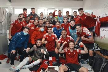 Un cuerpo técnico de la casa y jugadores comprometidos lucharon para derrotar al destacado filial del Alcorcón, después de todos los problemas del club de las últimas semanas