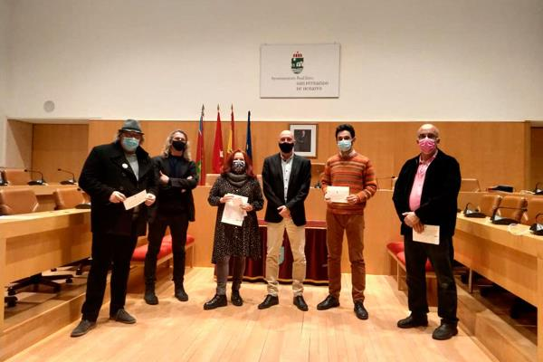 Desvelados los ganadores de la trigésimo sexta edición del Certamen Literario