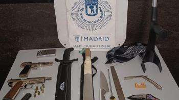 El suceso tuvo lugar en Ciudad Real y contó con la intervención de Policía Municipal y Nacional