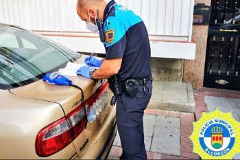 Este fin de semana se han producido varias detenciones por conducción bajo efectos del alcohol