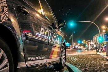La droga se encontraba en el distrito de Salamanca