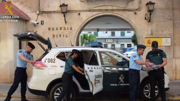 La Policía detiene a dos miembros de una banda de narcos en Leganés