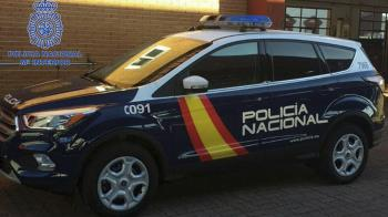 La Policía Nacional ha detenido a siete jóvenes como presuntos autores del delito