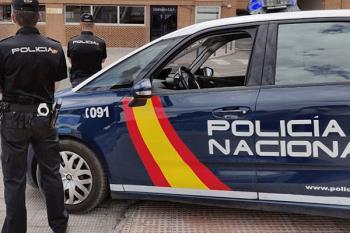 Los asaltantes fueron pillados in fraganti cuando robaban en comercios locales