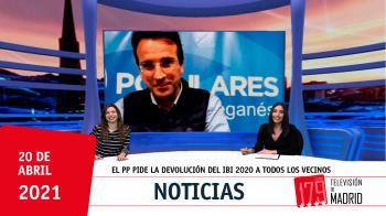 Miguel Ángel Recuenco exige la devolución del IBI