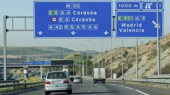 La DGT recomienda a los alcalaínos que utilicen la carretera M 100 o R2 en ambos sentidos