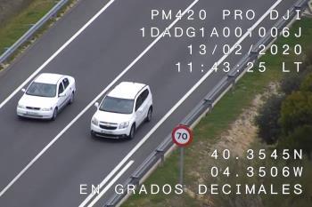 Se tomarán medidas de regulación, ordenación y  vigilancia del tráfico