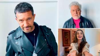 El Centro Coreográfico María Pagés reúne a personalidades del cine, la danza, el periodismo y la medicina en un vídeo homenaje