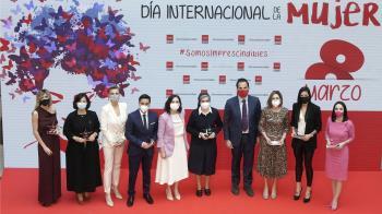 El Gobierno regional celebra el Día Internacional de la Mujer