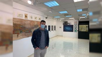 La exposición cuenta con planos y bocetos de vehículos hasta ilustraciones digitales