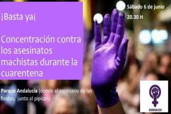 La concentración será el 6 de junio en el Parque Andalucía