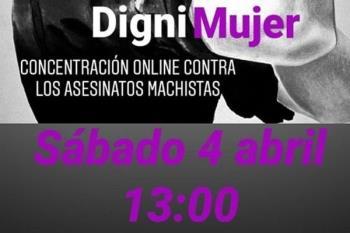 La concentración de este mes será el sábado a las 13:00 horas en las redes sociales de la plataforma