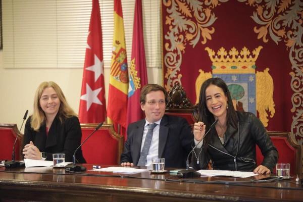La alcaldía de Madrid desmiente a Villacís y aclara que no tienen la vista puesta en los Juegos de 2036