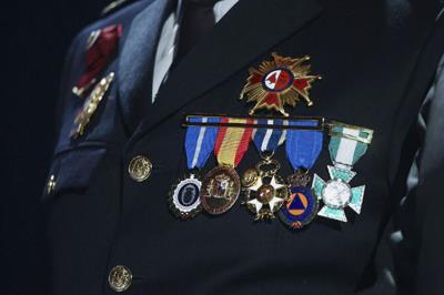 Lee toda la noticia 'Distintos galardonados con la Medalla de la Policía Local de Las Rozas'