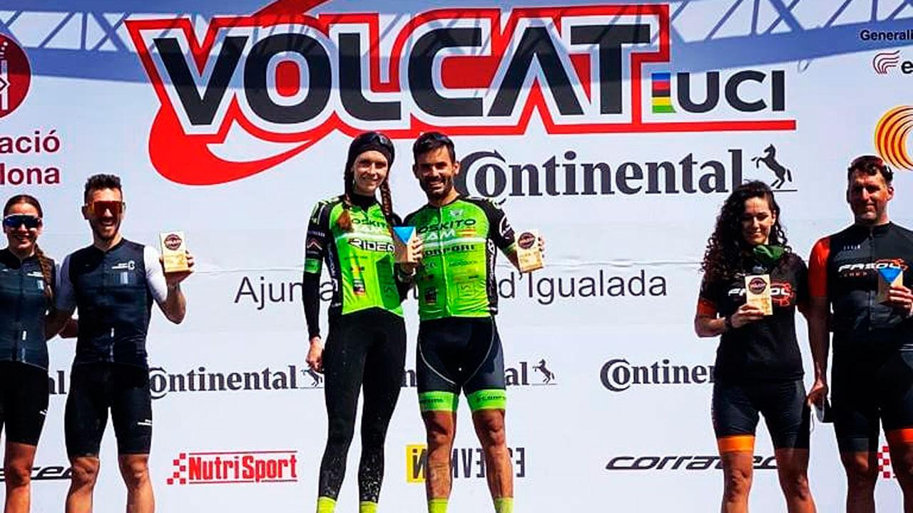 Leticia Arroyo y Sergio Martínez, ganadores en la Half de 2 etapas