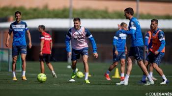 El Leganés afronta dos encuentros vitales ante el Málaga y el Zaragoza