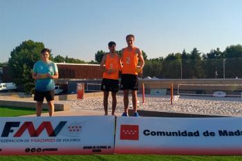 La pareja formada por Jorge Abad y Alberto de Miguel se impuso en el torneo regional