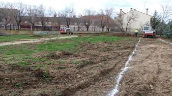 En breve se iniciará la construcción para otras muchas zonas de la localidad