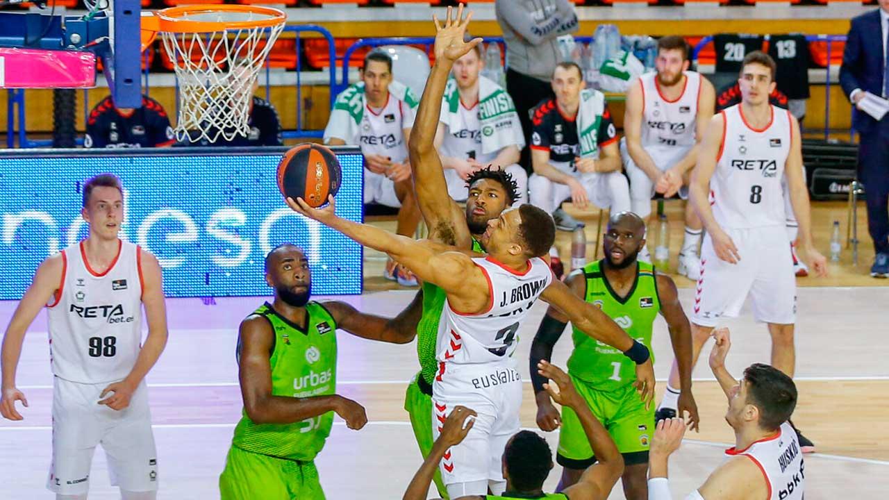 Ha provocado el aplazamiento del partido contra el Retabet Bilbao Basket