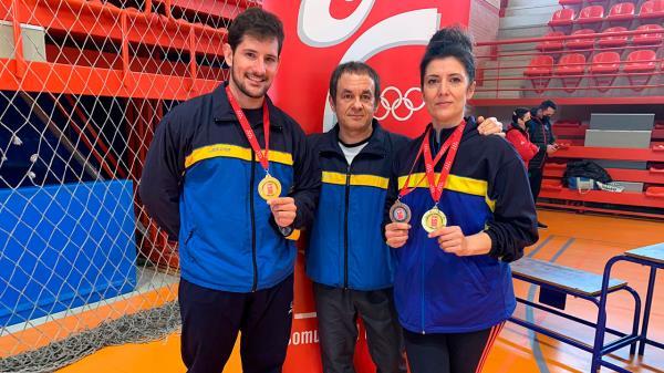 Dos oros y una plata en el Campeonato de Madrid para la Escuela de Taekwondo de Colmenar