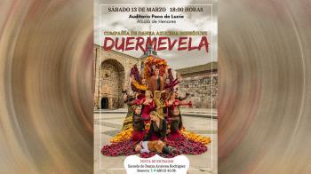 La obra tiene al flamenco de protagonista