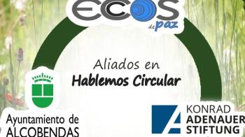 El Ayuntamiento municipal se ha unido a Eccos de Paz y Konrad Adenauer Stiftung para llevar a cabo el proyecto