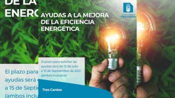 Las actuaciones subvencionables deberán estar ubicados en la zona residencial del término municipal de Tres Cantos