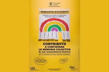 El Grupo de Innovación Docente de la UAH 'Lectoescritorxs' pone en marcha esta iniciativa recopilando testimonios