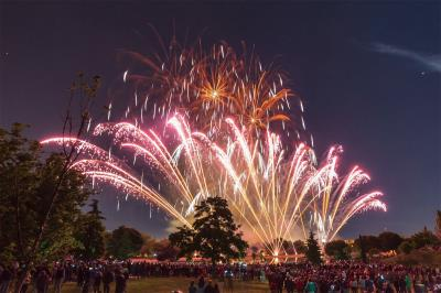 Lee toda la noticia 'Nuevas fechas: el 3 y 14 de septiembre serán festivos patronales en Getafe'