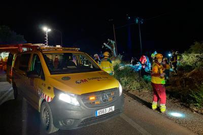 Lee toda la noticia 'El accidente mortal en Móstoles se produjo tras una discusión familiar y una posterior persecución '