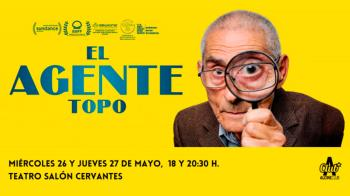 La cinta de proyectará en el Teatro Salón Cervantes de Alcalá de Henares