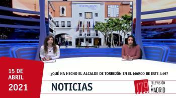 """El alcalde de Torrejón ha utilizado """"medios públicos con un fin electoralista"""""""