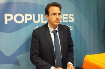 """""""Llorente ahoga económicamente a los vecinos, a las pymes y a los autónomos"""", declara el portavoz del PP Leganés"""