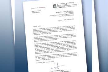 Se ha remitido una carta al Presidente Ejecutivo de Correos