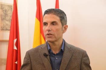 """En la reunión con el HUPA, Javier Rodríguez Palacios se ha comprometido a """"exigir un esfuerzo mayor de la Comunidad de Madrid para reforzar los medios materiales y humanos"""" del centro sanitario"""
