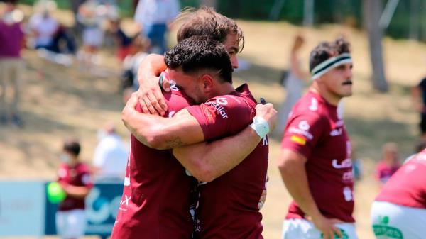 El Alcobendas Rugby se queda a las puertas de hacer historia
