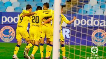 Los alfareros sumaron tres puntos de oro en su visita a La Romareda