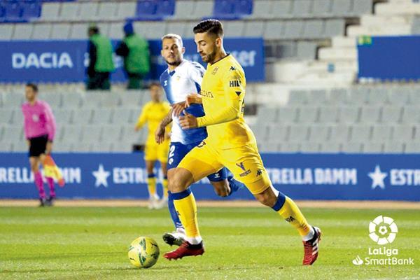 La vuelta del técnico de Jaén ha servido como impulso para el cuadro alfarero