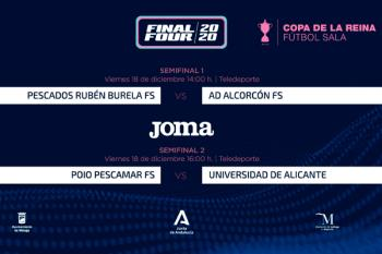 Se enfrentará en las semifinales al Pescados Rubén Burela
