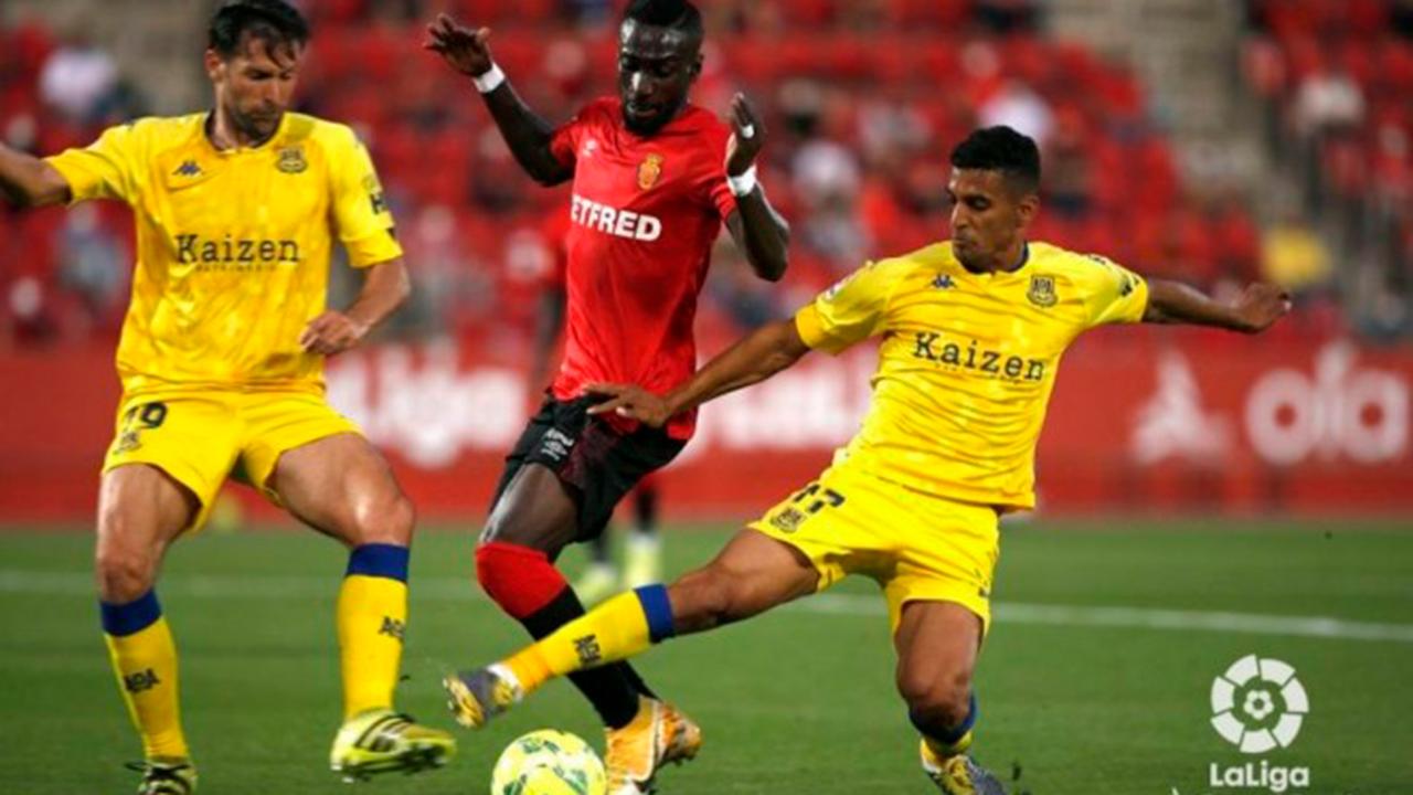 Los nuestros vieron derrota contra el Mallorca (2-0) y buscarán la permanencia en los tres partidos restantes