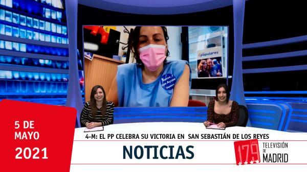 """""""El apoyo de la gente a Isabel Díaz Ayuso se palpaba en la calle"""""""