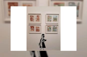 Alrededor de 70 dibujantes e ilustradores del noveno arte reinterpretan las obras de la historia