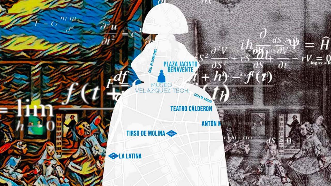 Una experiencia sensorial 360 que revoluciona la forma de consumir cultura llega a Madrid